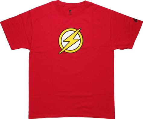 T Shirt The Flash Pcs flash kid flash logo t shirt