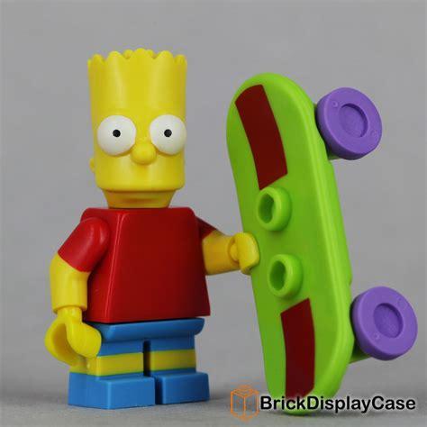 Bart Simpsons Lego Minifigures Series 1 71005 bart 71005 lego simpsons minifigures series