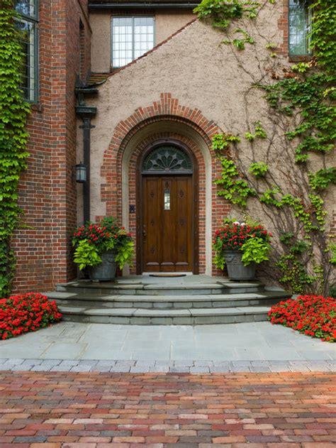 tudor front door home design ideas pictures remodel