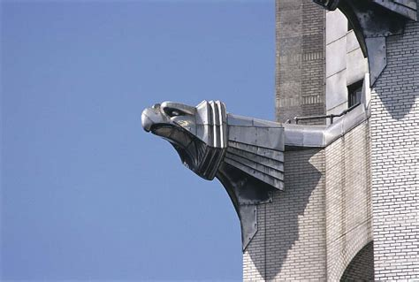 Chrysler Building Eagle by The Chrysler Building