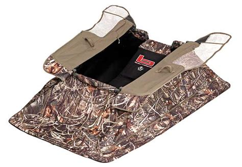Duck Hunting Pit Blinds New Duck Blinds And Layouts For 2013 Wildfowl