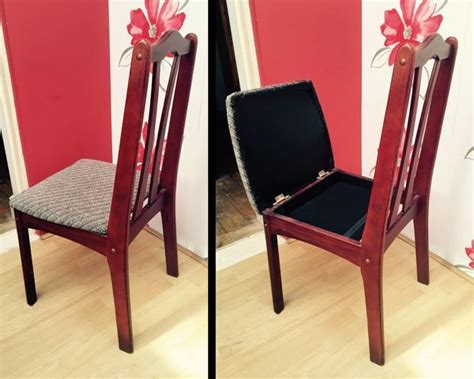 Chair With Secret Compartment by 76 Best Images About Small Space Storage Ideas On