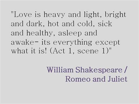 theme of romeo and juliet about love love quotes shakespeare romeo and juliet quotesgram
