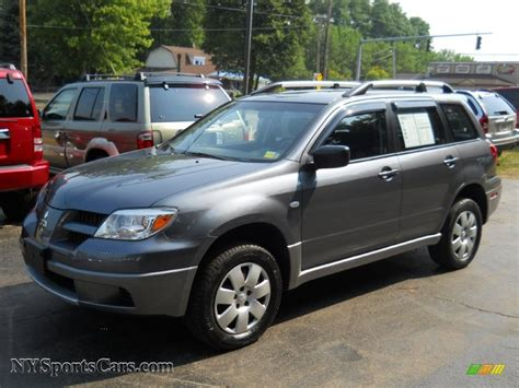 outlander mitsubishi 2006 2006 mitsubishi outlander i pictures information and