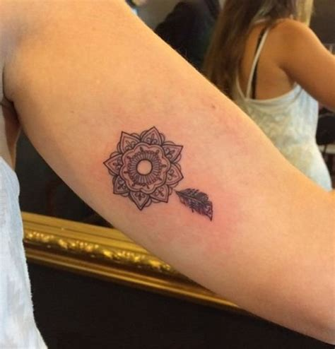 tattoo mandala pequena 74 ideias de tatuagem mandala incr 237 veis significados