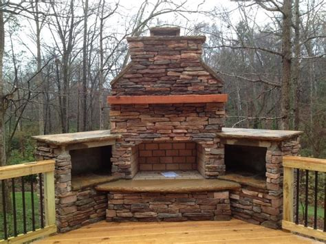 fireplace on deck 17 best ideas about wood deck designs on deck