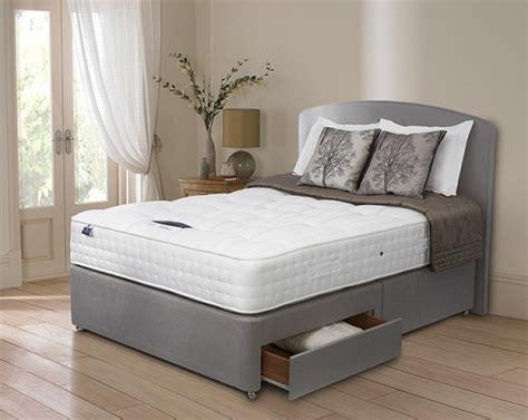 double divan bed silentnight premier pocket 2600 pocket spring 4ft 6 double