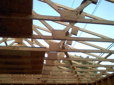 built   trusses roofingsiding diy home