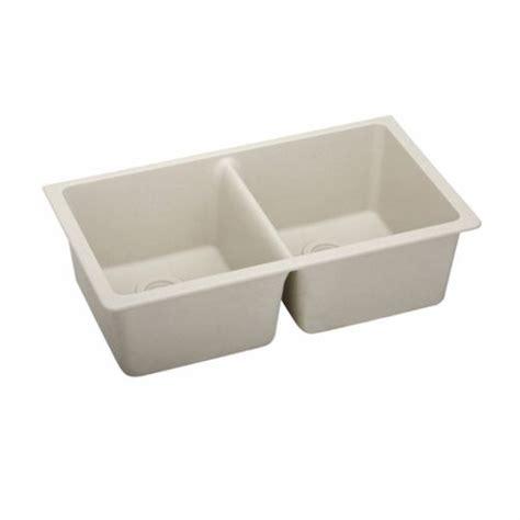 e granite kitchen sinks elkay elgu3322 gourmet e granite 33 quot basin