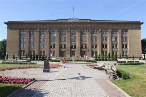 Mba Colleges In Latvia by Of Daugavpils