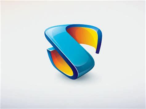 3d logo design a showcase of depth in logo design