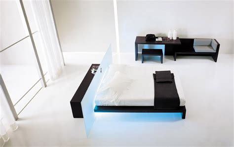 bed tech 15 bedroom designs and ideas in high tech style