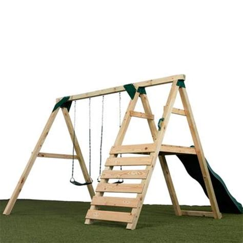 swing set building plans engineering how much load can a wood board support if