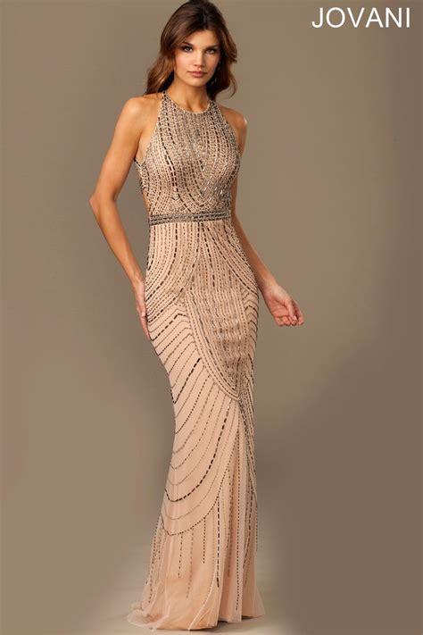 javani cadenas nude sleeveless elegant dress 889149 fashion pinterest