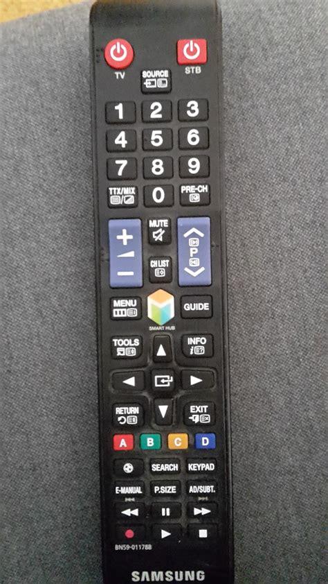 wo ist bei dieser neuen samsung fernbedienung die 3d taste handy tv fernsehen