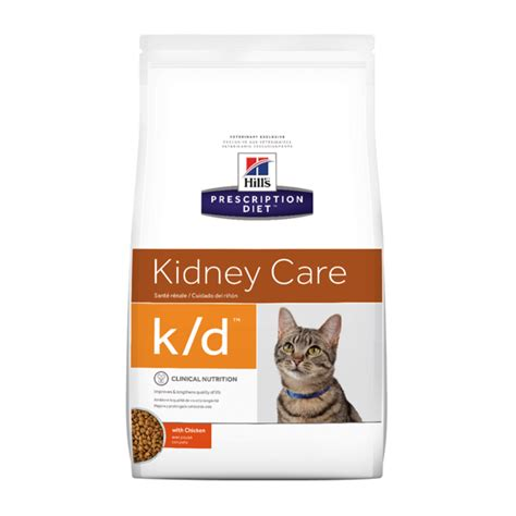 kidney care food prescription diet feline kd kidney care pet circle