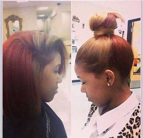 split hair color hair color hair