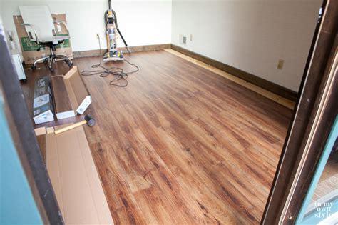 cork backed vinyl flooring floor matttroy