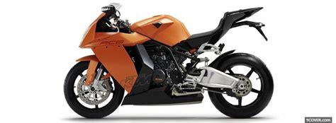 Ktm Rc8 Orange Orange Ktm Rc8 Moto Photo Cover