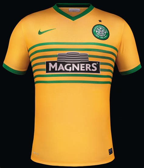 Celtic Away celtic 13 14 2013 14 home and away kits released footy headlines