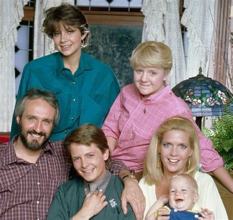 michael j fox sitcom family ties family ties mind blowing facts sportingz