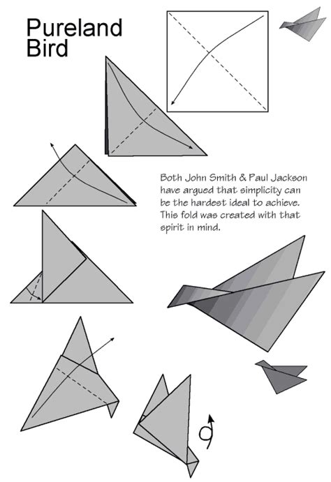 Origami History Facts -