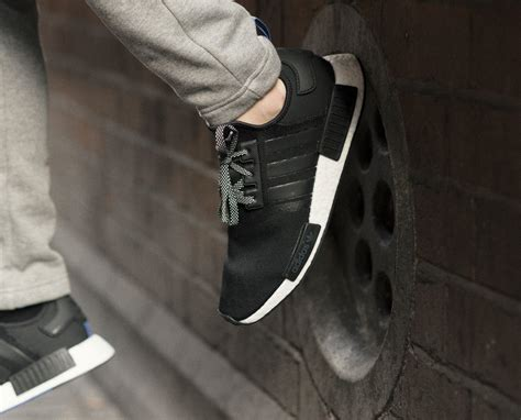 Adidas Nmd Sport For Biru Hitam Big Sale adidas nmd trainer central icons at style sports