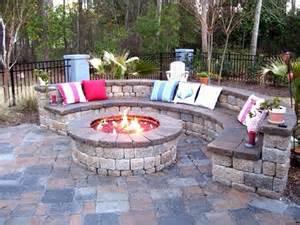 backyard patios with fire pits backyard patio fire pit large and beautiful photos