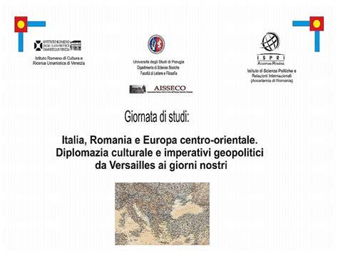 facoltà lettere e filosofia perugia radio romania international giornata italia romania ed