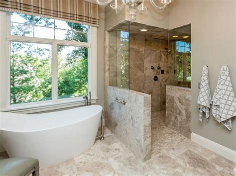 Walk In Bathroom Shower Designs by Shower Stalls For Your Master Bathroom
