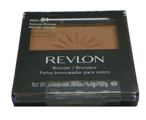 Revlon Bronzer revlon bronzer bronze 01