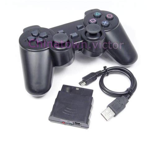 Joystick Usb Sony wireless usb 2 4g duo shock console controller