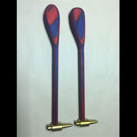 12 Inch Blending Hammer With Titanium Tip Anson Pdr Tools Wooden Handle Blending Hammer With Titanium Druz Toolz