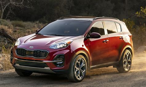 2020 Kia Sportage kia reveals 2020 sportage insider car news