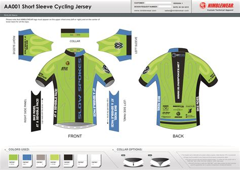Files Slow Spokes Road Cycling Cary Nc Meetup Mtb Jersey Design Template