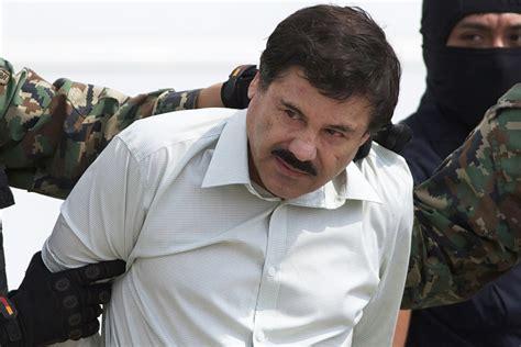 El Chapo Drug Lord   el chapo was flown to sinaloa mountains after prison