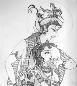 Glass Painting Krishna Outline by Pics For Gt Glass Painting Sketches Of Krishna Outline