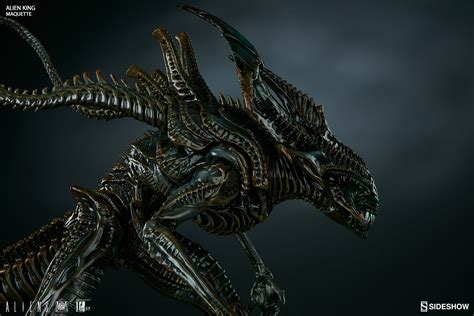alien king maquette photos and info the toyark news