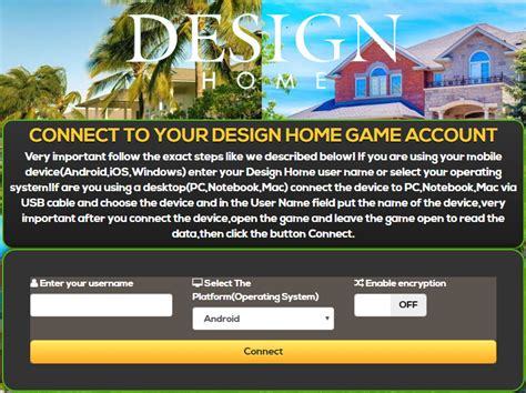 home design hack tool design home hack cheat diamods features design home hack