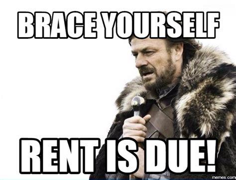 Rent Meme - rent is due meme is free download funny cute memes