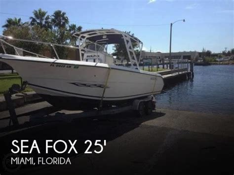 boats for sale by owner miami sea fox boats for sale in miami florida used sea fox