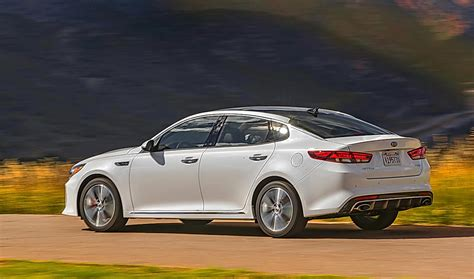 How Much Are Kia Optimas 2016 Kia Optima Test Drive Racier Style Improved