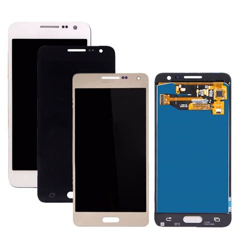 Lcd A5 lcd display touch screen digitizer assembly for samsung galaxy a5 2015 a500 tosave
