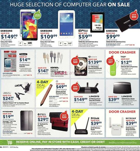 best buy canada best buy canada black friday flyer deals 2015