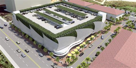 pompano plans to build a 20 million parking garage