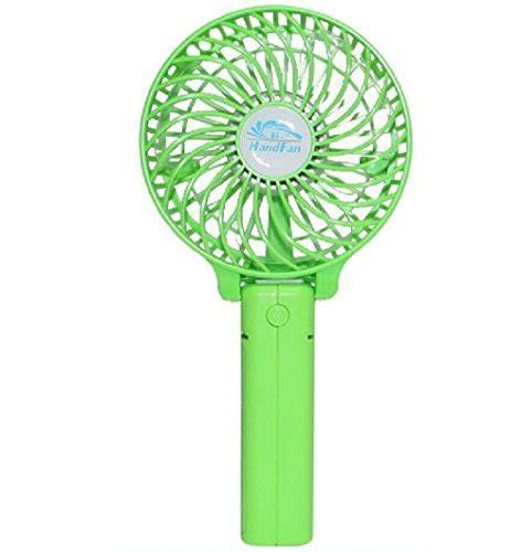 battery operated electric fan bearsfire handfan rechargeable fans portable handheld mini
