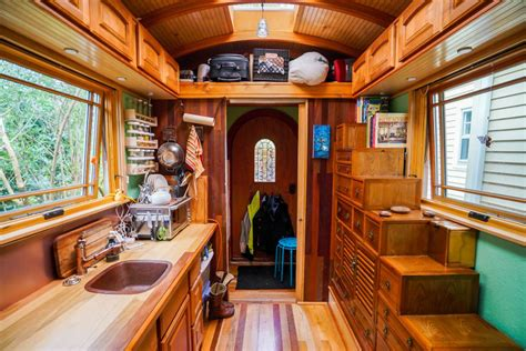 Shed Kits Nj by Tiny Copper House Is Full Of Small Space Surprises The
