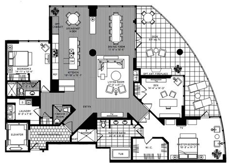 escala seattle floor plans the escala seattle huge 2 bedroom love the deck