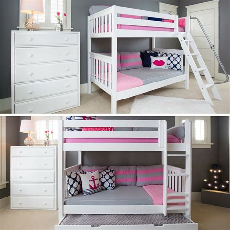 bunk bed room best bunk bed rooms for or triplets maxtrix