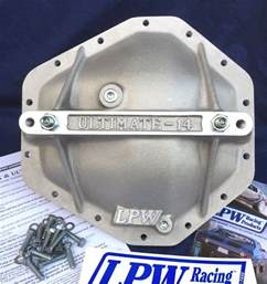 chevy gmc corporate 10 5 14 bolt rear differential
